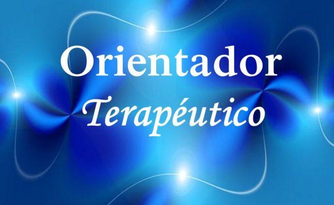 ORIENTADOR TERAPÉUTICO